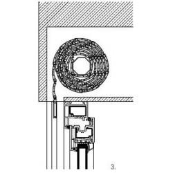 Estores termicos para caixa existente completo