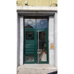 A porta prédio mais sofisticada do mercado
