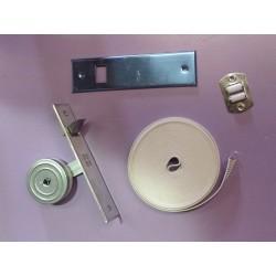 Enrolador de embeber+ passador  cromado com 6mts de fita de 20